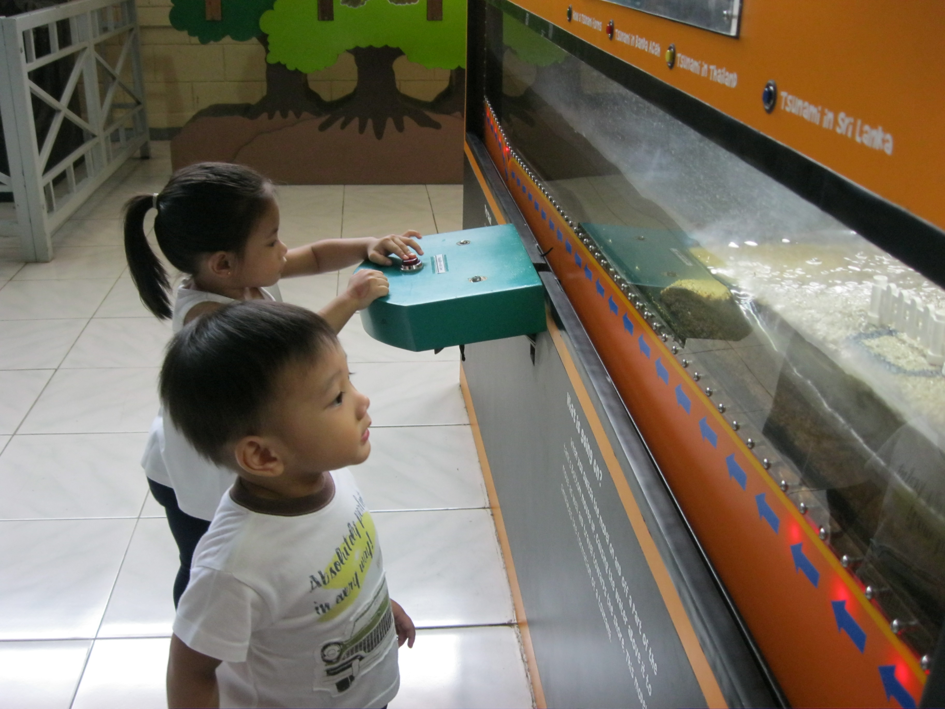 A Field Trip to the Philippine Science Centrum