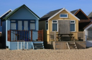 Beach Huts by Simon Howden / FreeDigitalPhotos.net